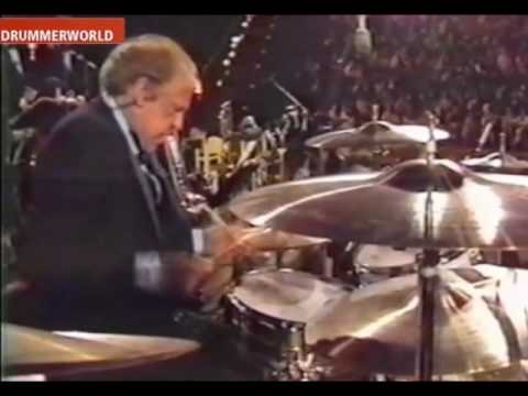 BUDDY RICH IMPOSSIBLE DRUM SOLO *HQ* - YouTube