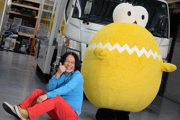 埼玉在住の永野が「テレ玉くんのうた」踊る「歌が頭から離れなくなった」 - お笑いナタリー