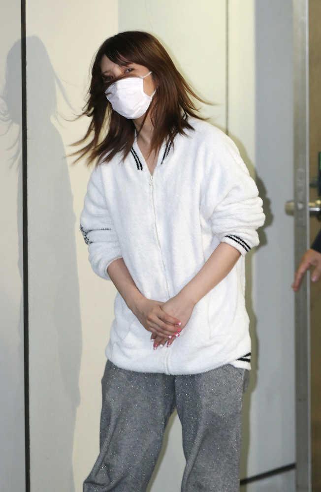 知人ホスト恐喝未遂容疑で逮捕の坂口杏里、不起訴処分 東京地検