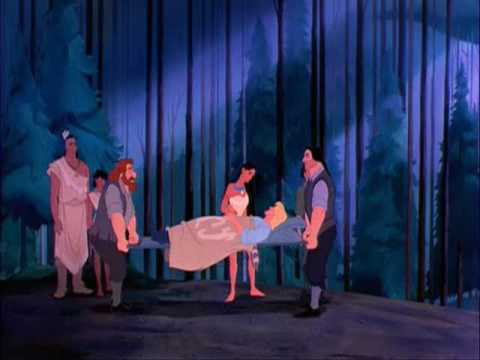 pocahontas-farewell-alan menken- instrumental - YouTube