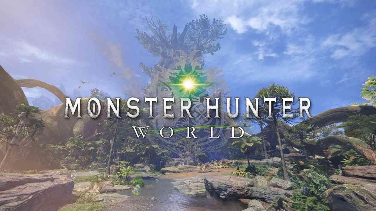 『モンスターハンター:ワールド』プロモーション映像① - YouTube