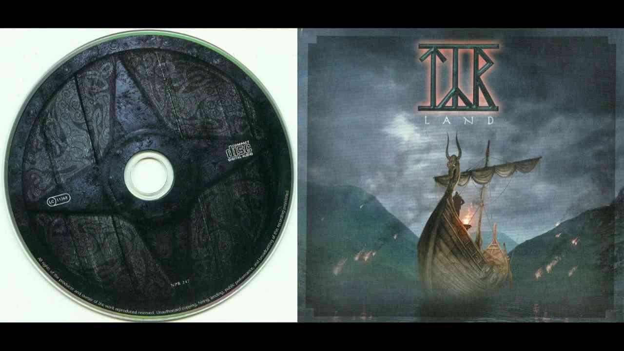 Týr - Land [2008] FULL ALBUM - YouTube
