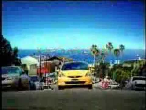 2004 Honda Fit CM - YouTube