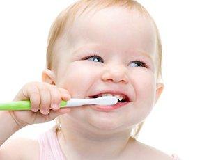 幼児の歯磨き方伝授して下さい。
