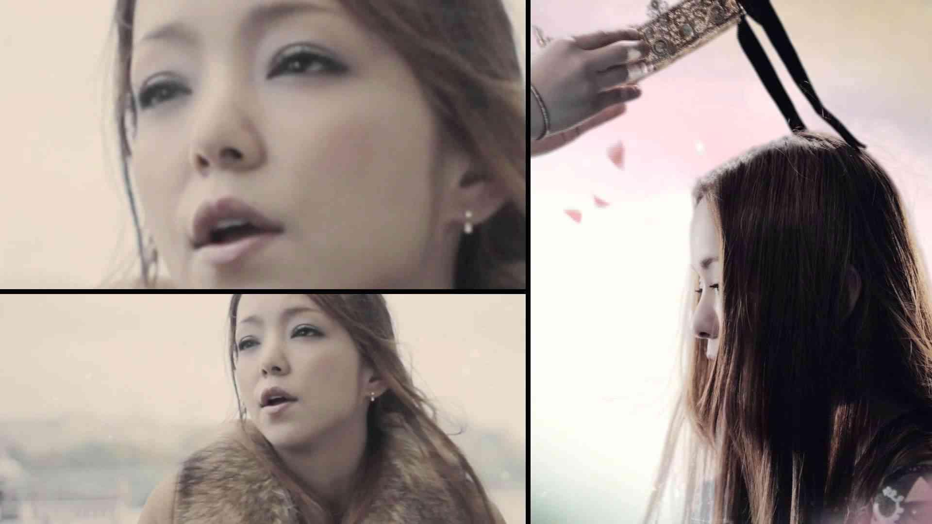 安室奈美恵 / Ballad Best Album『Ballada』 Mash Up Movie - YouTube