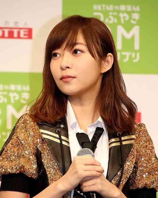 AKB48総選挙が大雨で中止の可能性 指原莉乃「怒りで複雑です」 - ライブドアニュース