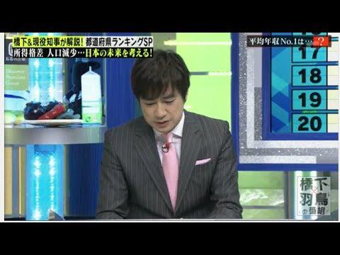 橋下 羽鳥の番組 2017年6月5日 17 06 05 - YouTube