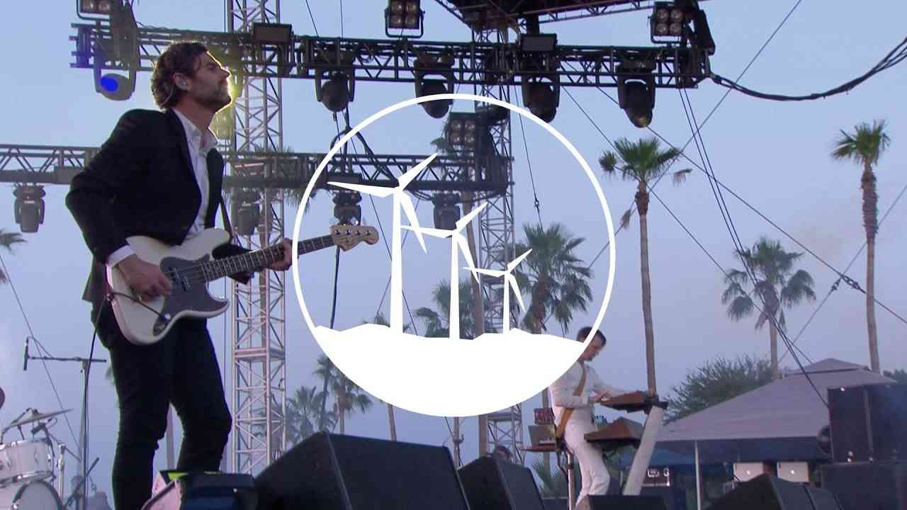 Tycho - A Walk - Live at Coachella 2017 Saturday, April 15th - YouTube