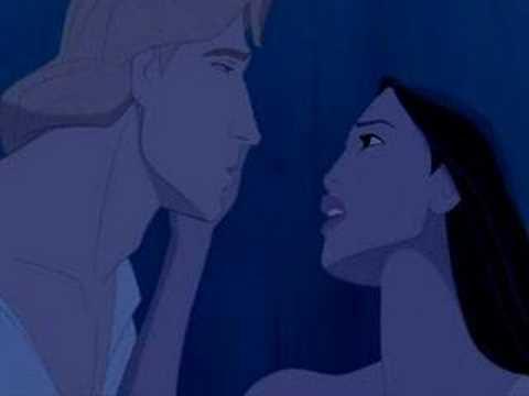 "Pocahontas - ""If I Never Knew You"" - YouTube"