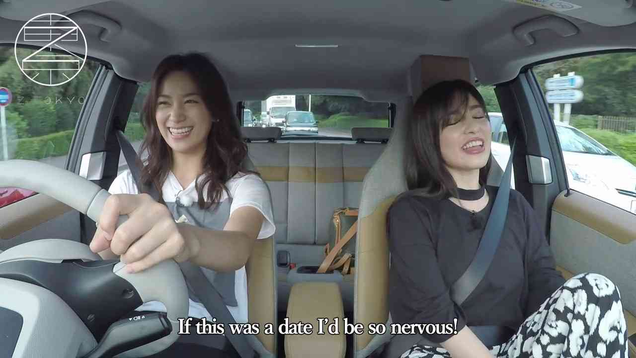 TOKYO DRIVE | YU TAKAHASHI x SMITH KAEDE - YouTube