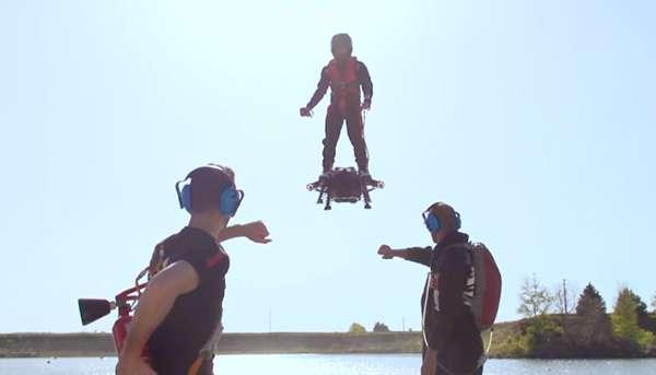 更に進化した、『フライボードエア』人は空を飛べる!(動画) | WAVAL サーフィンと自然を愛する人のサーフメディア