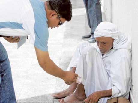 Beggar caught with over Dh270,000 in Dubai | GulfNews.com