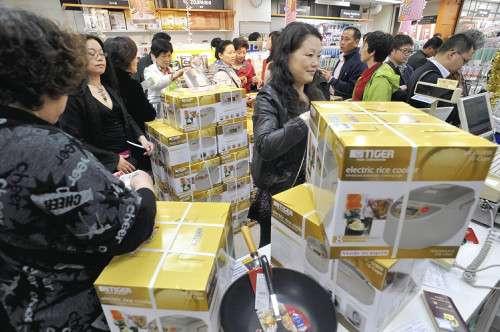 中国人の爆買いは落ち着きましたか?