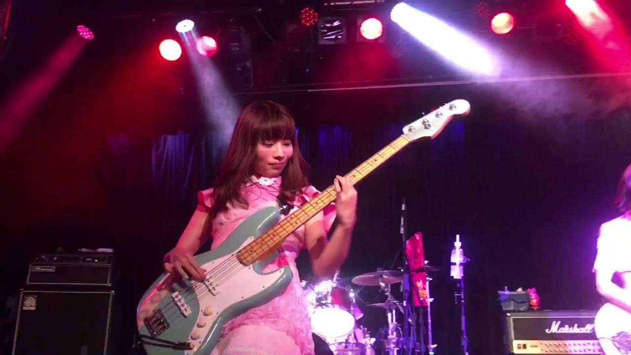 Silent Siren - S World Tour In SF -Bass,Drum,Guitar,Keyboard Solo- - YouTube