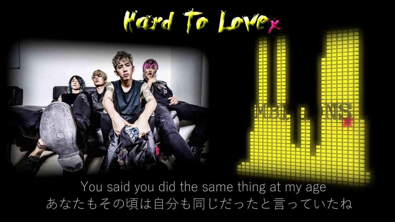 ONE OK ROCK--Hard To Love【歌詞・和訳付き】Lyrics - YouTube