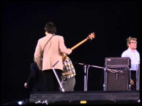 The Beatles at Shea Stadium - YouTube