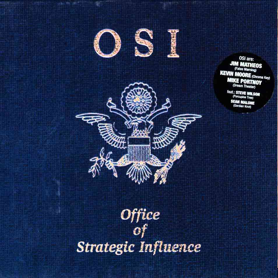 OSI - Dirt From A Holy Place - YouTube