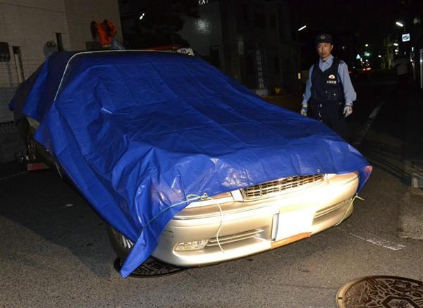 「熱い、助けて!」全身火だるまの男性が電器店に…堺、大やけどで重傷 走り去った女の車、近くで発見(1/2ページ) - 産経WEST