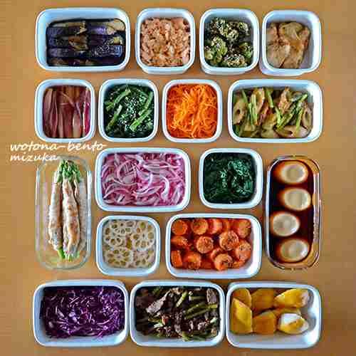 常備菜って便利ですか?