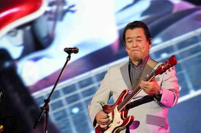 加山雄三(80歳)、フジロック出演!「僕の原点はロック」