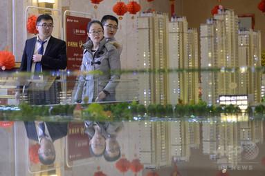 中国上半期の海外投資大幅減 国内投資へ移行か 写真1枚 国際ニュース:AFPBB News