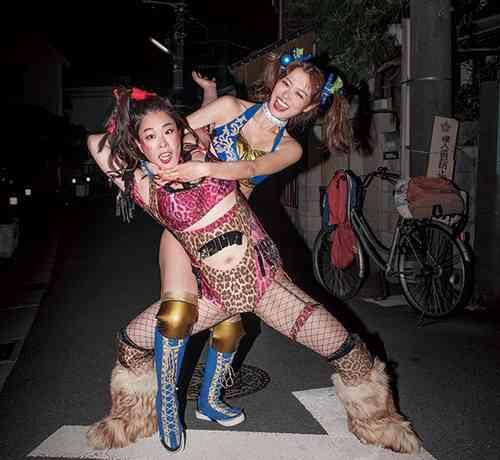 内田理央が驚きの女子プロレスラー姿   Narinari.com