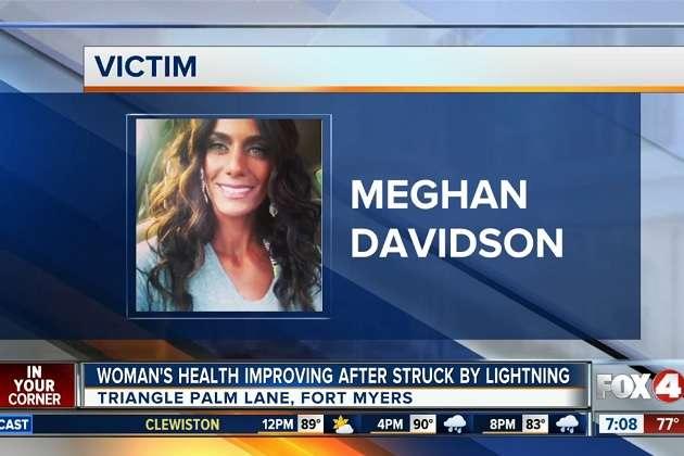 米国の妊婦が雷に打たれた後に無事出産し話題に