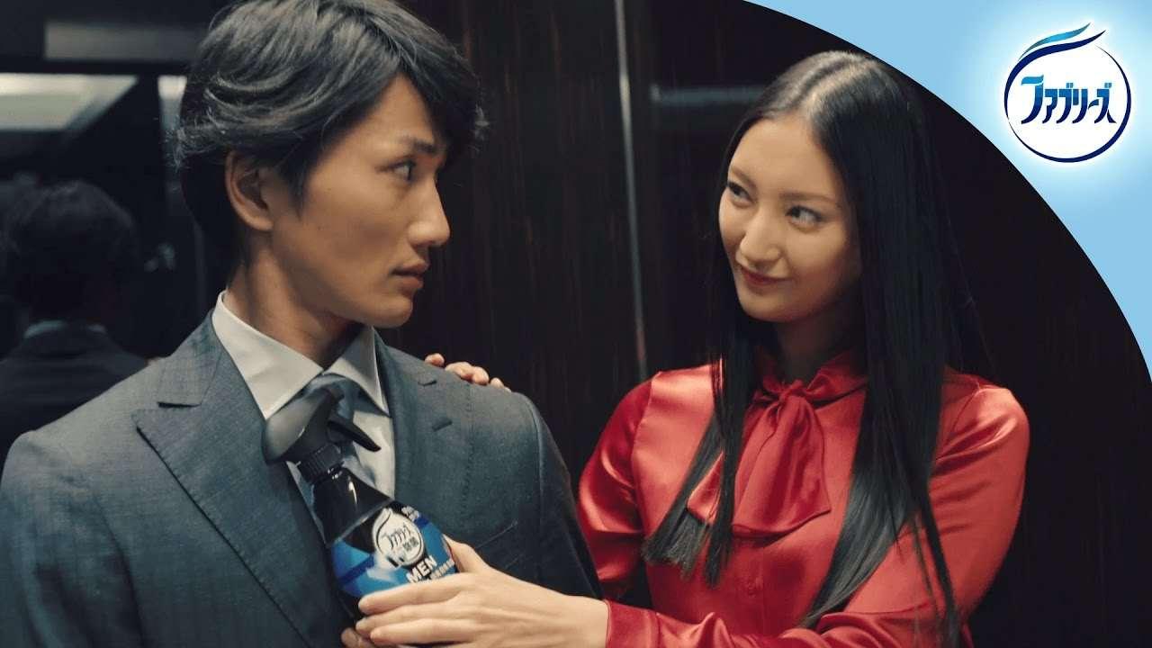 【ファブリーズMEN】エレベータートラップ - YouTube