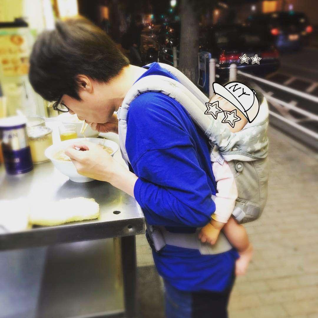 ロンブー田村淳のイクメンぶりが凄い 「なんていいパパ」「癒される」と反響