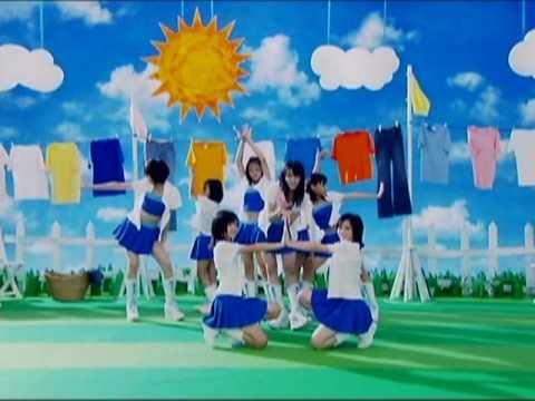 ℃-ute 『まっさらブルージーンズ』 (MV) - YouTube