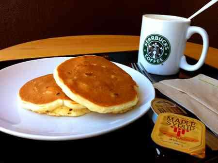 今日の朝ご飯part2