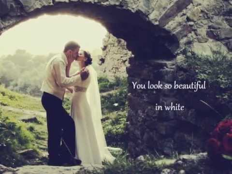 Westlife - Beautiful in White - YouTube
