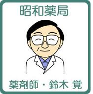 昭和薬局ブログ