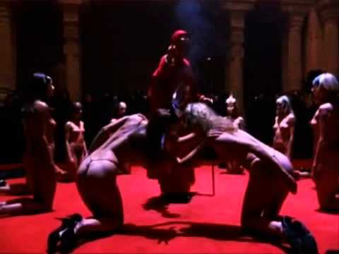 Eyes wide shut ritual scene - YouTube