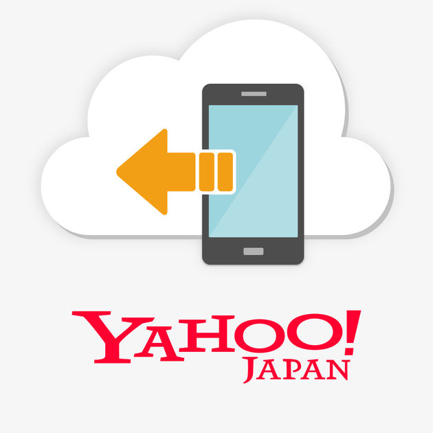 Yahoo!かんたんバックアップ on the App Store