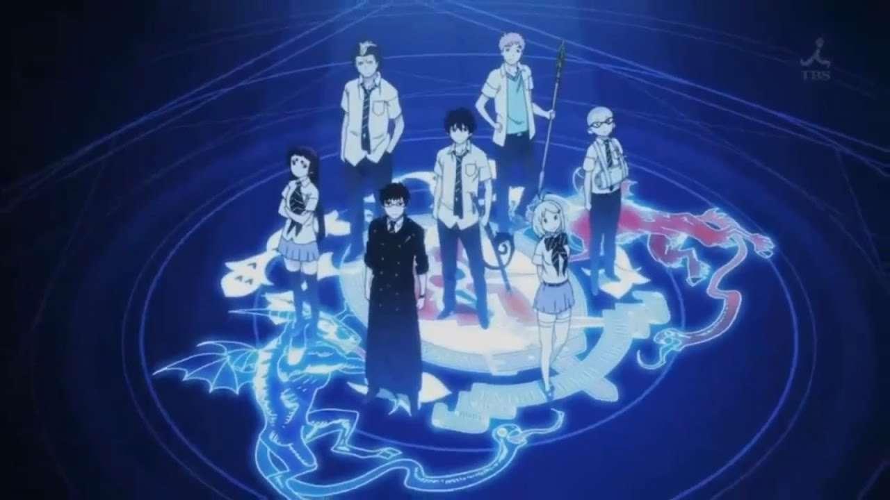 "Blue Exorcist (Ao no Exorcist) Season 2 OP / Opening - ""Itteki no Eikyou"" by UVERworld「青の祓魔師 京都不浄王篇」 - YouTube"