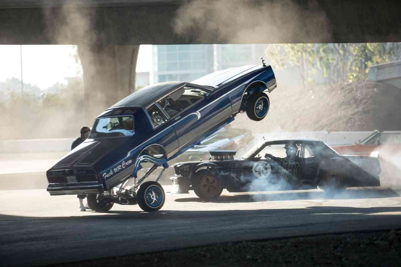 [HOONIGAN] KEN BLOCK'S GYMKHANA SEVEN: WILD IN THE STREETS OF LOS ANGELES - YouTube