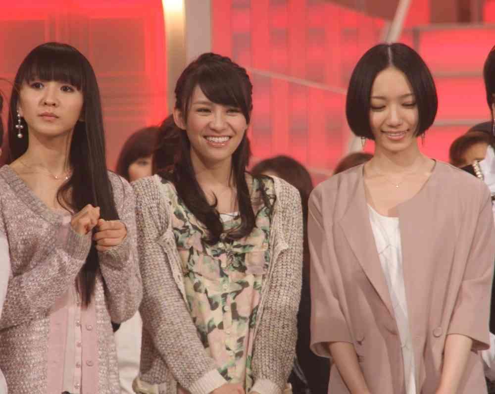 「Perfumeとデートなう」を妄想 メンバー3人中、1番反響がある写真は... : J-CASTニュース