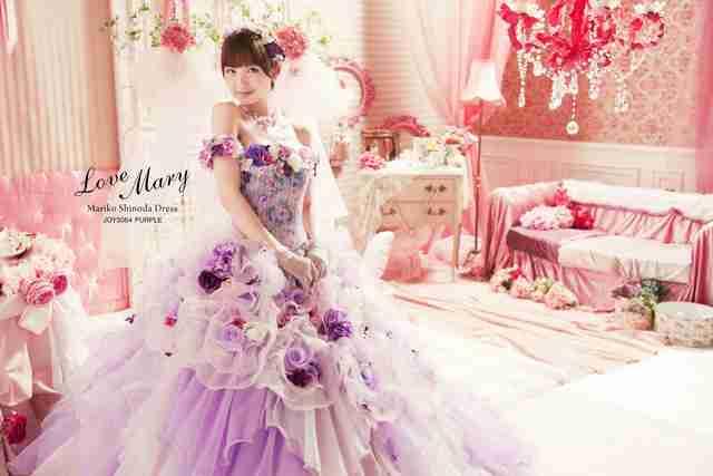 カラードレスの画像を貼るトピ