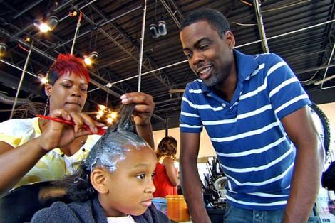 """『グッド・ヘアー』(2009)""""ねえ、どうしてわたしの髪はチリチリなの?""""黒人女性最大の悩み!:良い映画を褒める会。"""