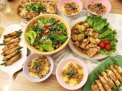 杉浦太陽、妻・辻希美の料理の手際よさを絶賛…30分で9皿を