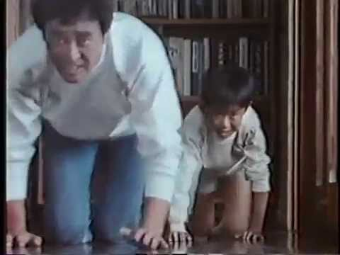 東鳩 キャラメルコーン CM - YouTube