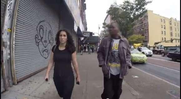 【実験動画】10時間NYを歩き回ってみたらナンパのオンパレード! 「お姉さ〜ん」「笑えよ!」などその数100回越え | ロケットニュース24