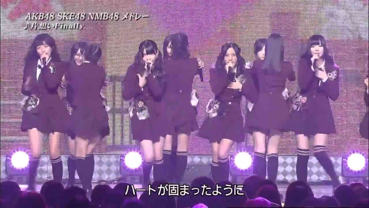SKE48「片想いFinally」 - YouTube