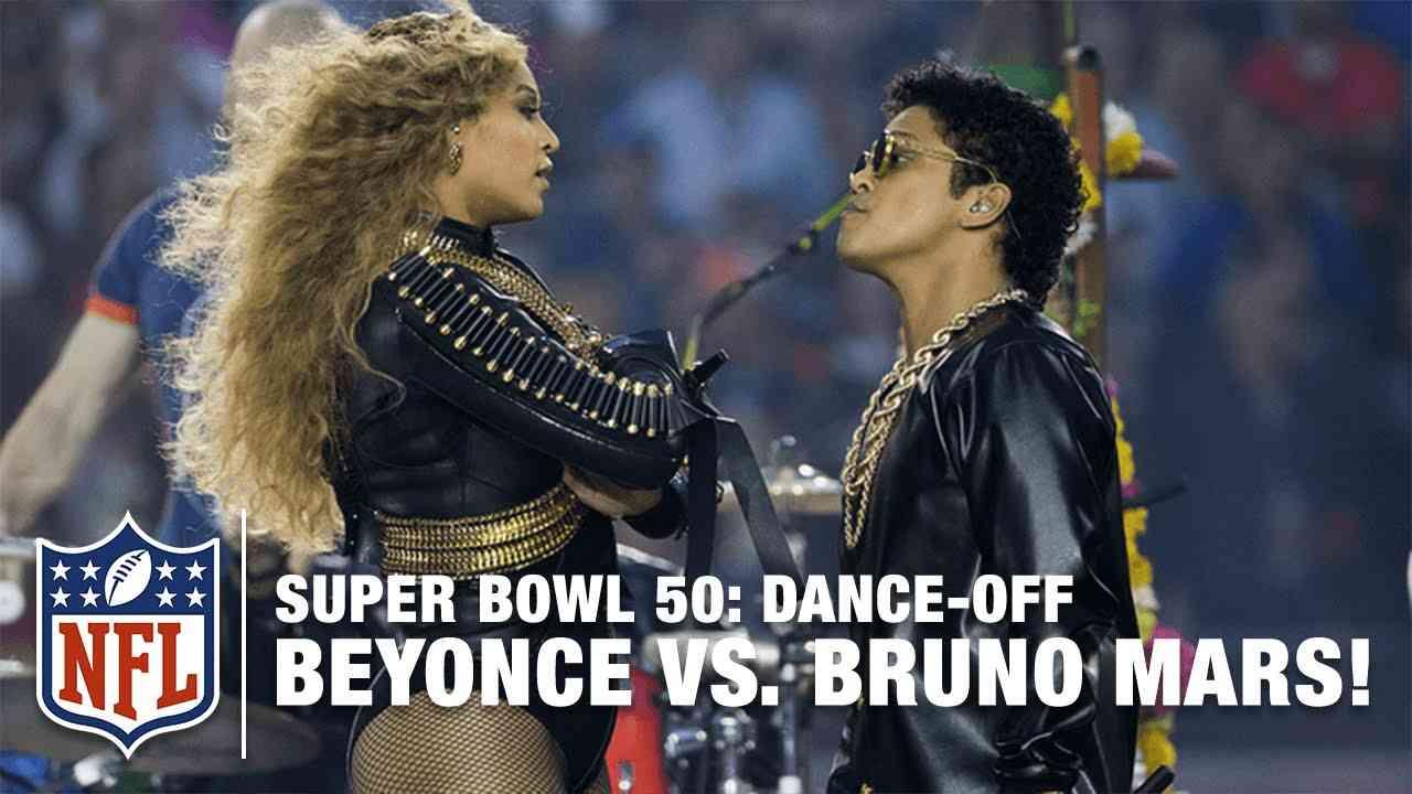 Beyoncé & Bruno Mars Crash the Pepsi Super Bowl 50 Halftime Show | NFL - YouTube