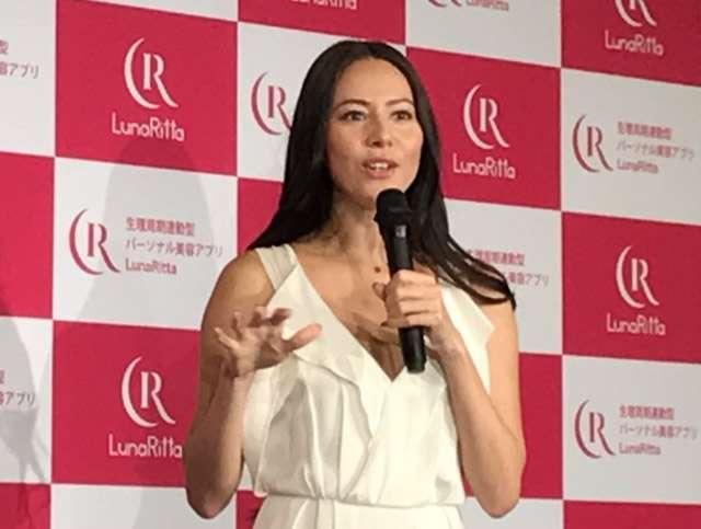 道端ジェシカさん登場!大人キレイを目指すアプリ「LunaRitta(ルナリッタ.)」 | キレイナビ
