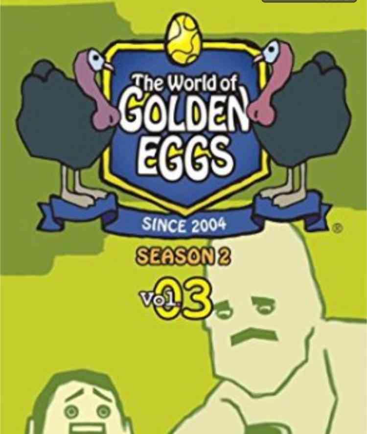「The World of GOLDEN EGGS」が好きな人!