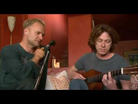 Sting and Dominic Miller - Shape Of My Heart - HQ - YouTube