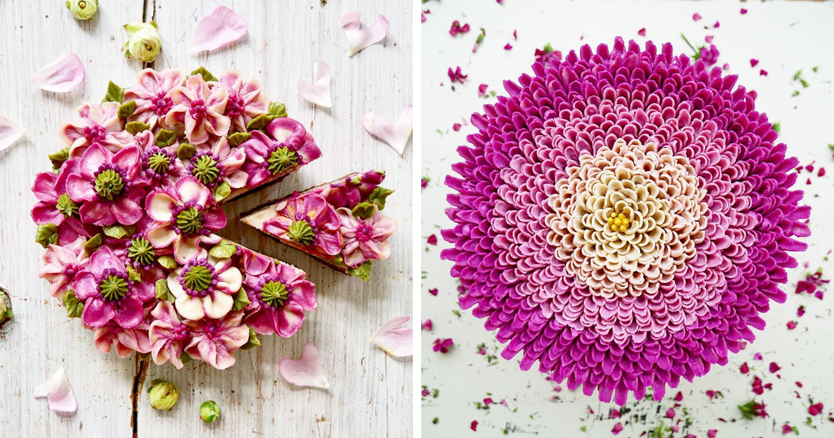 This German Confectioner Makes The Most Beautiful Raw Vegan Cakes Ever | Bored Panda
