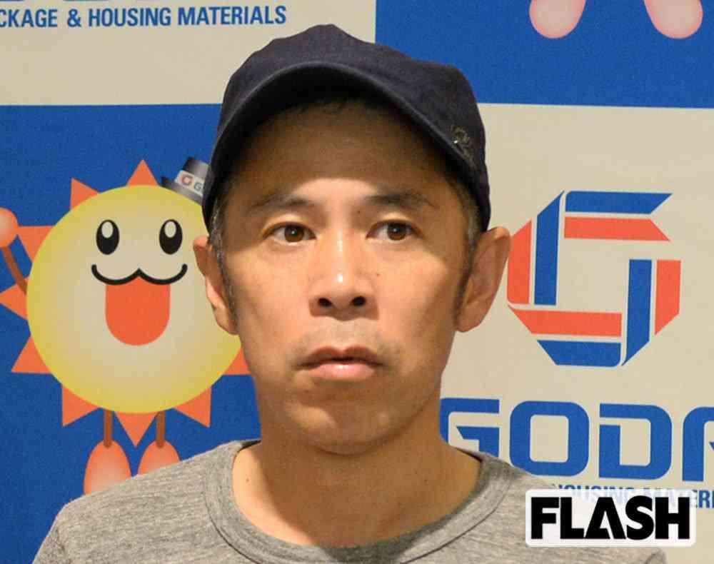 岡村隆史が暴露「借金まみれ」ジミー大西が絵描きをやめた理由 (SmartFLASH) - Yahoo!ニュース